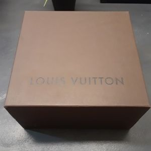 Louis Vuitton Square Box